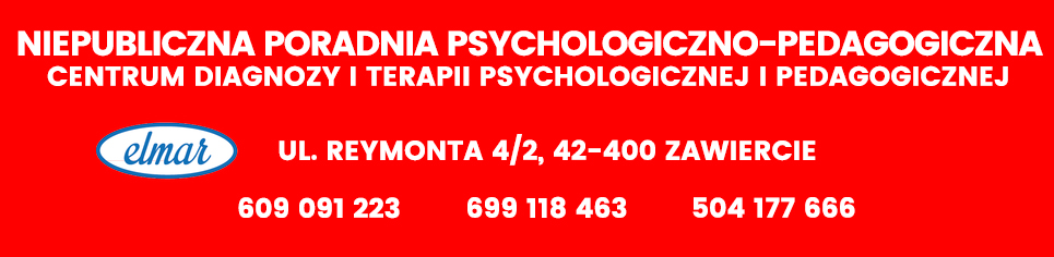 Psycholog Zawiercie – Elmar